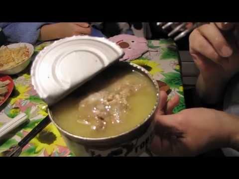 Говядина ГОСТ - очень вкусная тушёнка!!!