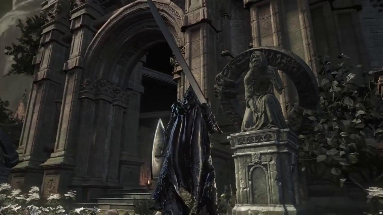 Ringed City Serpent Statue