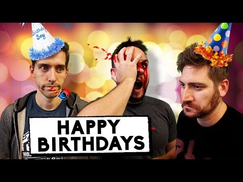 WORST BIRTHDAYS EVER - Dude Soup Podcast #58