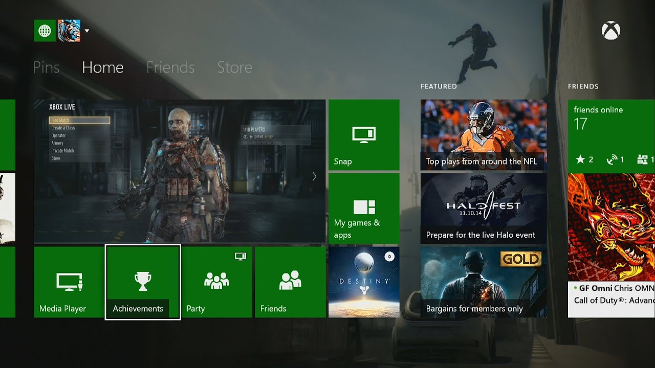 How To Add A Custom Xbox One Dashboard Background (NEW
