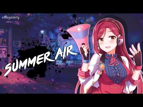 Nightcore - Summer Air (Remix) | Lyrics