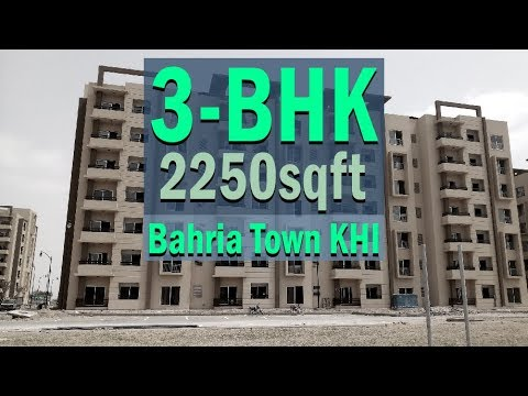 Precinct 19 3 Bedroom Apartments Bahria Town Karachi Ameer Admi Review