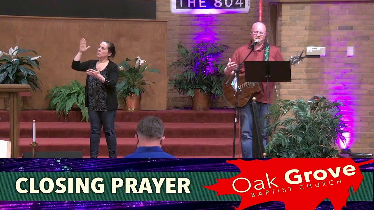 OGBC Midweek Prayer & Praise (March 24, 2021)