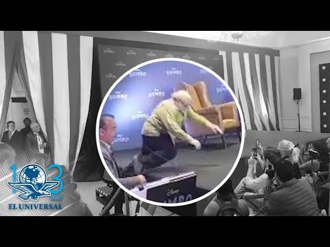 Danny DeVito toma con humor su caída en México