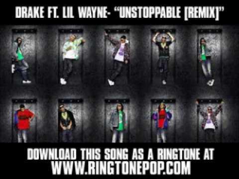 Drake ft. Lil Wayne - Unstoppable REMIX [ New Video + Lyrics + Download ]
