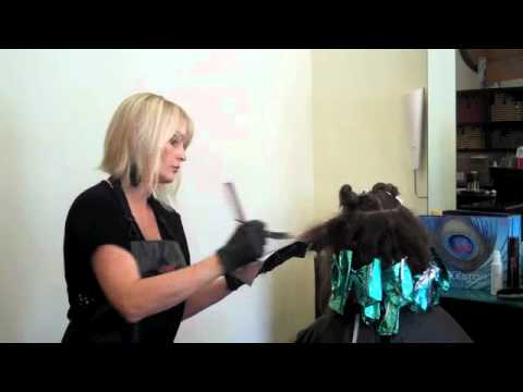 On Stage Hair Design - Creative Design Team - Trish Smith -
