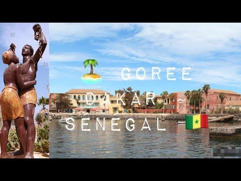 Vlog Senegal #la plage de Gorée ( l'île de Gorée )