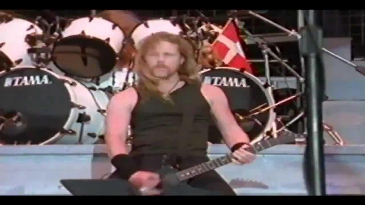 Metallica enter