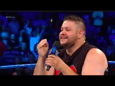 Kevin Owens savage/funny moments