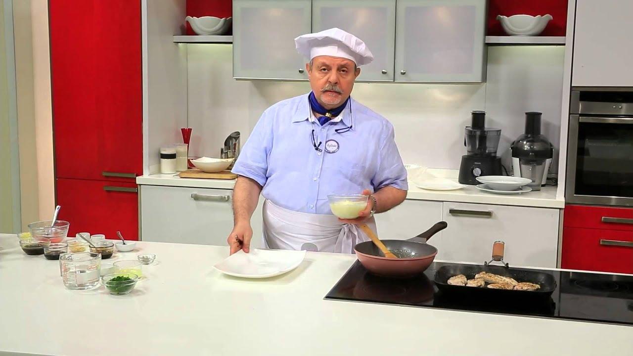 صدور دجاج بالعسل الأسود - سلطة خشتية : طبخة ونص حلقة كاملة