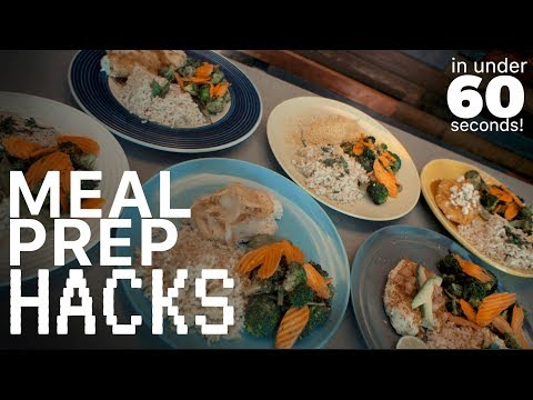Meal Prep Hacks: 6 easy ways to make your meal prep better Hot Topic Tuesday's
