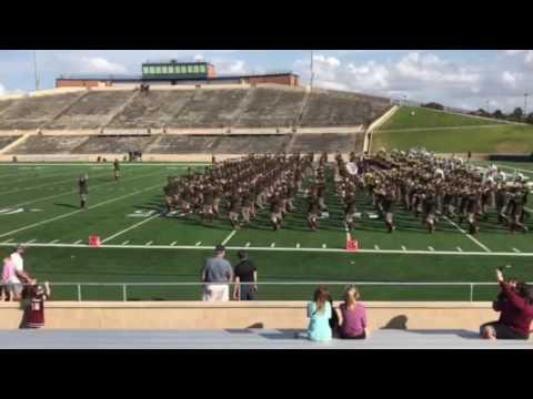 Texas Aggie Band - Houston