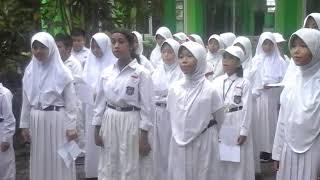 """SD Negeri 014 BalSel: lagu """" wajib belajar """""""
