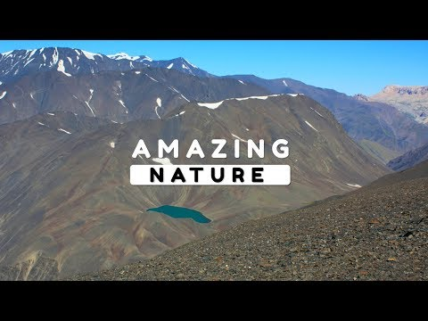 Beautiful Nature Video in Full HD - Trip to Tufan Lake - Laza Village - Episode 1 - 13 Minute