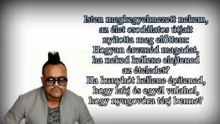 Black Eyed Peas Apl Song (Magyarul, Hungarian Lyrics On Screen)