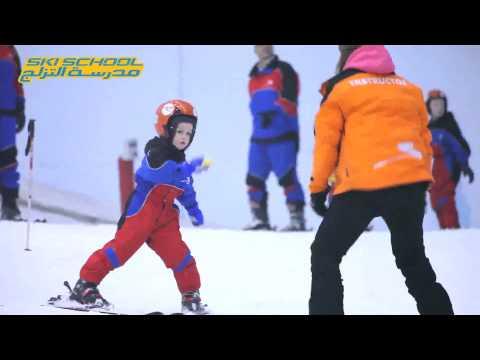 Ski Dubai Ski School – Learn How to Ski
