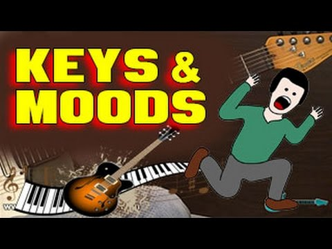 SONGWRITING: Different Keys - Different Moods