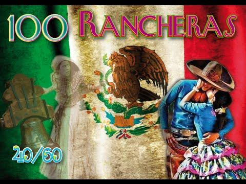 100 Rancheras Mexicanas 3