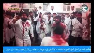 احمد الزركاني تطبير الله محلله