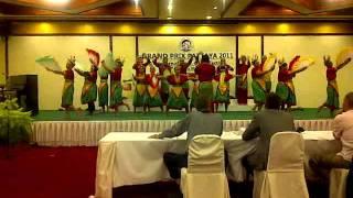 Video PSMUT - Grand Prix Pattaya 2011 - Folklore download MP3, 3GP, MP4, WEBM, AVI, FLV April 2018