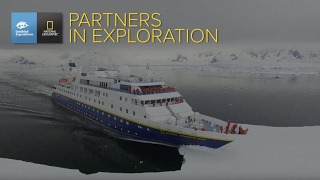 Partners in Exploration: Lindblad Expeditions & National Geographic