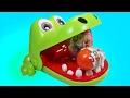 Куклы Пупсики Открывают Сюрпризы Май Литл Пони Миньон Шопкинсы Крокодил Чихает Сюрпризами Зырики ТВ