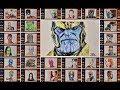 Marvel Studios' Avengers: Infinity War - All Characters Drawing | VIVEK CHATTRBAN