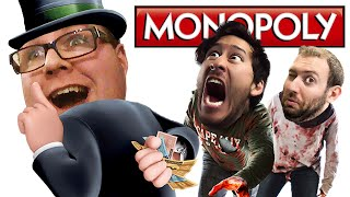BOB'S FILTHY, DIRTY, UNBELIEVABLE LUCK | Monopoly