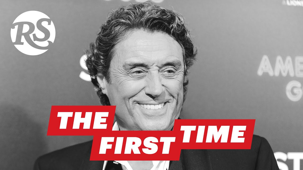 Ian McShane on Getting Involved with American Gods and Watching Manchester United | The First Time