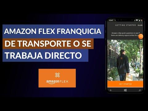 ¿Amazon Flex Franquicia de Transporte o se Trabaja Directo para Amazon?