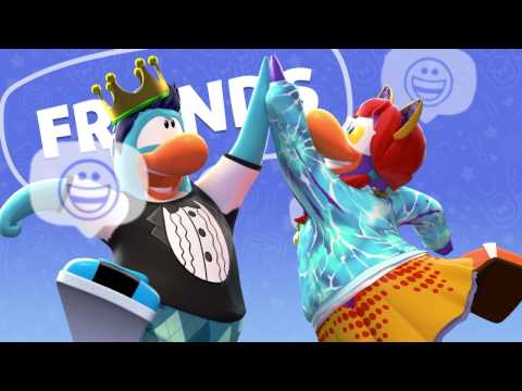 Club Penguin Island - Google Play
