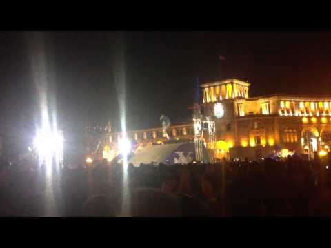 Red Bull X Fighters - Yerevan 29.09.2012