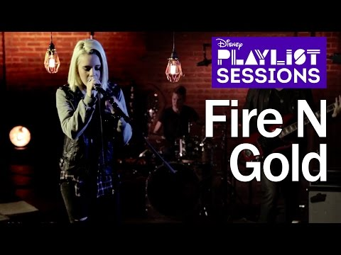 Bea Miller | Fire N Gold | Disney Playlist Sessions