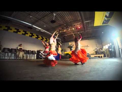 Troupe Roja at Ye Olde Yellow Cabaret VI