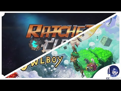 Ratchet and Clank Episode 3 PS4 & Owlboy Episode 3 Switch, Indie Corner