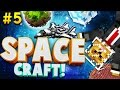 Minecraft SPACE CRAFT - INFINITE MINING QUARRY - Modded Survival #5