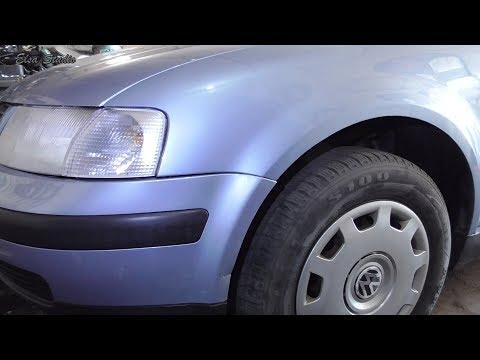 Замена наружной гранаты Volkswagen Passat B5