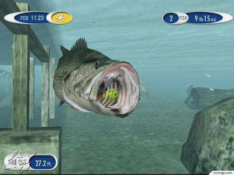 Let's Play Sega Bass Fishing – Sega Dreamcast