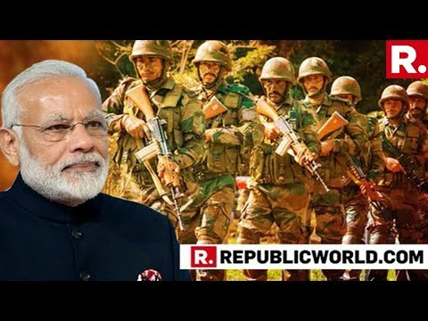 MASSIVE: PM Modi-Led Government Gives Emergency Powers To Armed Forces To Buy Equipment