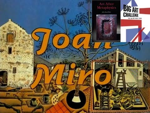 Joan Miro  Art Documentary. Episode 07 Artists of the 20th Century. Japanese voice over.