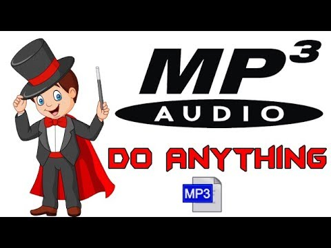 Fantastic Tools To Manage Your Audio Or MP3