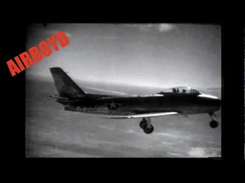 XF-86 North American Sabre (1948)