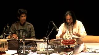 Music out of strings - Santoor played by Bhajan Sopori!