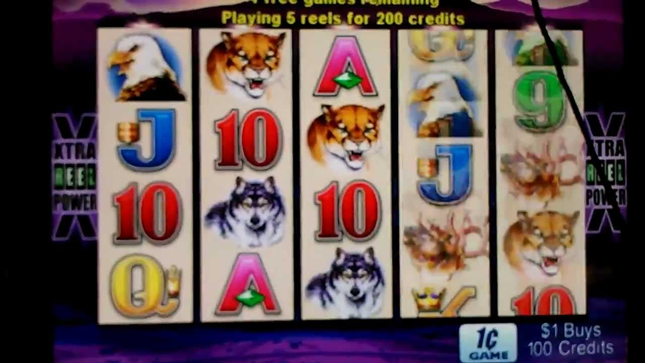 Buffalo Slot Max Bet Huge Win! Multiple Re-Triggers! Treasure Island Resort and Casino MN