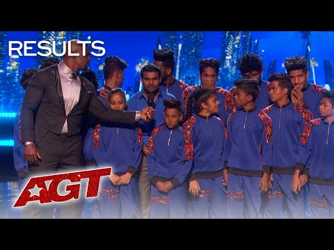 V.Unbeatable Gets 4th Place on America's Got Talent! - America's Got Talent 2019