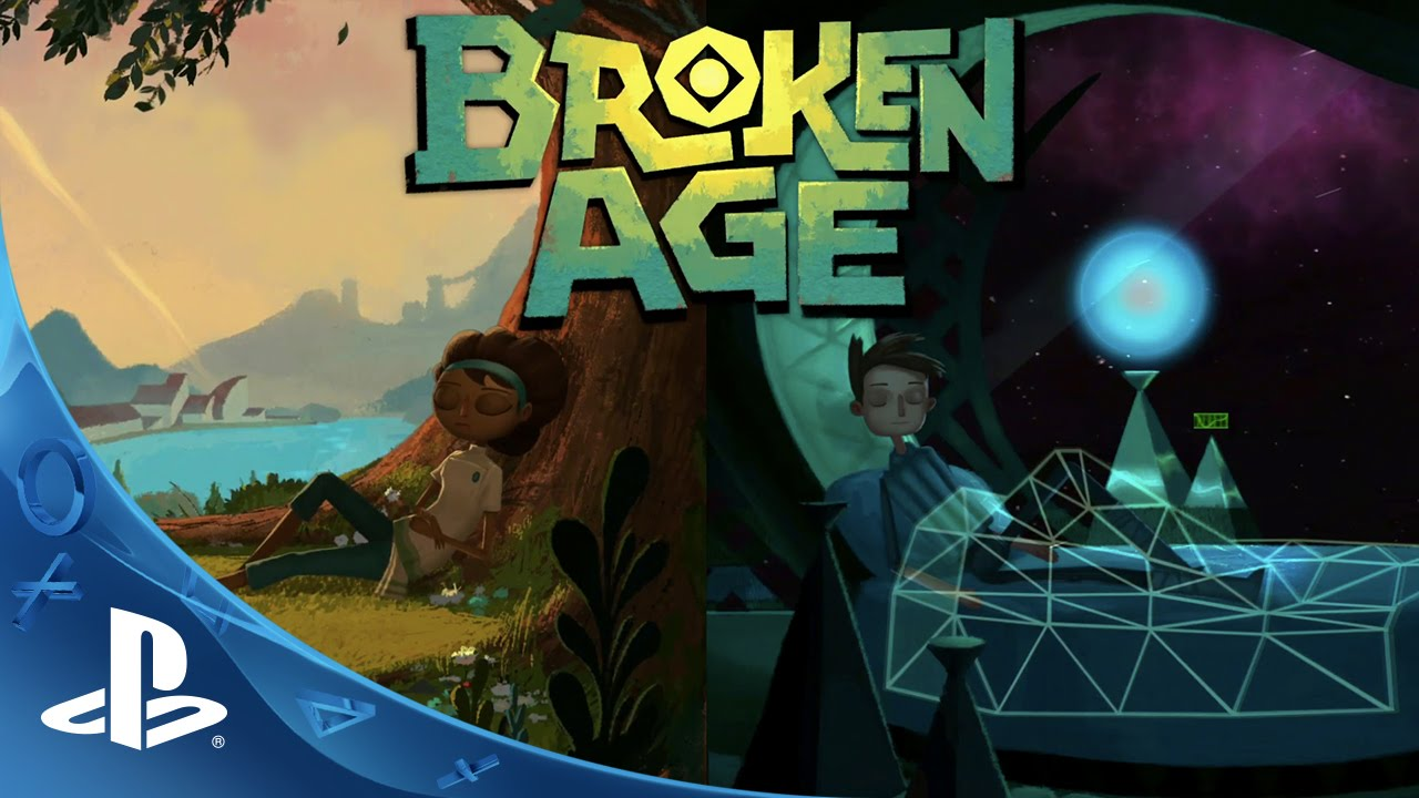 Broken Age - Launch Trailer | PS4, PS Vita