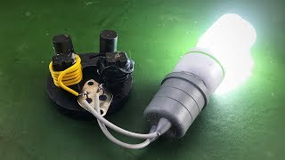 Science Technology Free Energy Using Magnet | Experiment Creative At Home