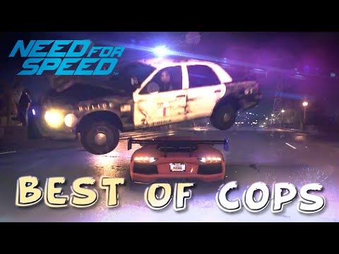 NEED FOR SPEED (2015) BEST OF COPS [FAILS]