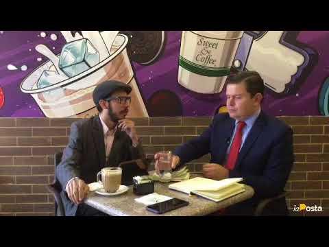 News And Coffee: Juan Sebastián Roldán