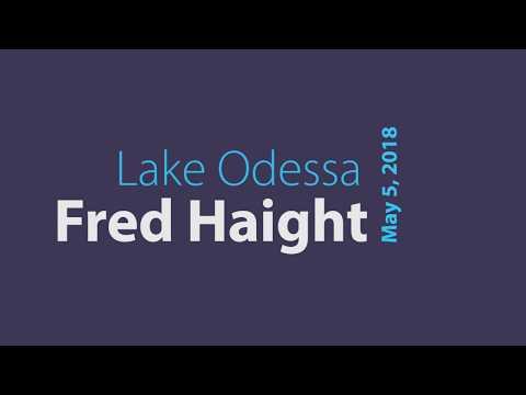 Lake  Odessa vs Fred Haight - May 5, 2018